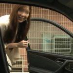 出会い系で車内プチの娘に!フェラで抜いてもらったww